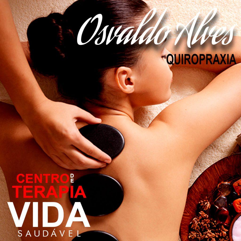 Osvaldo Alves Terapeuta holístico sindicalizado, especializado no tratamento de dores de coluna.